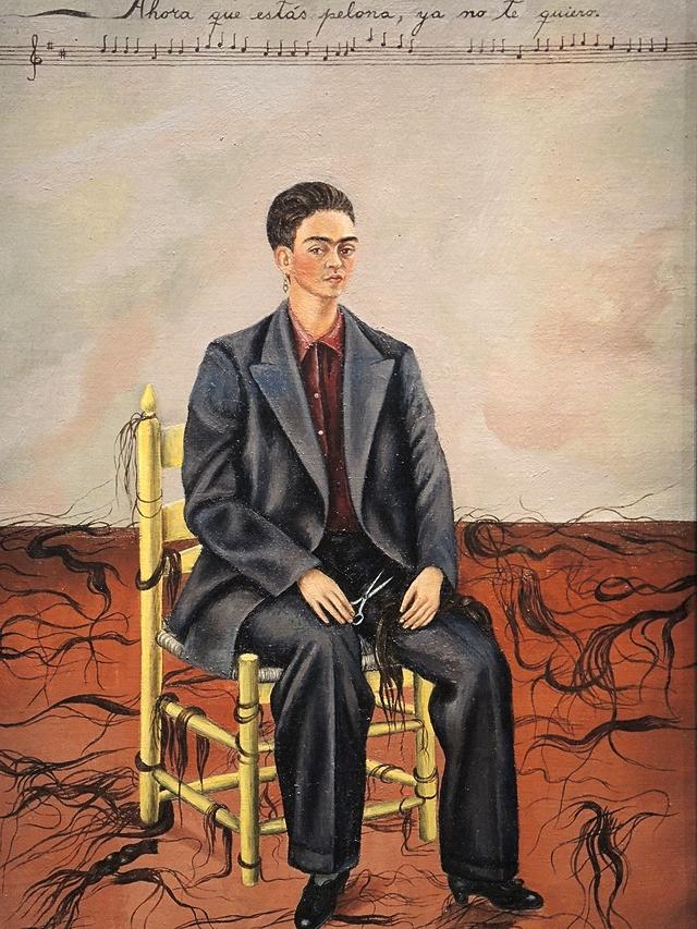 werk van Frida Kahlo