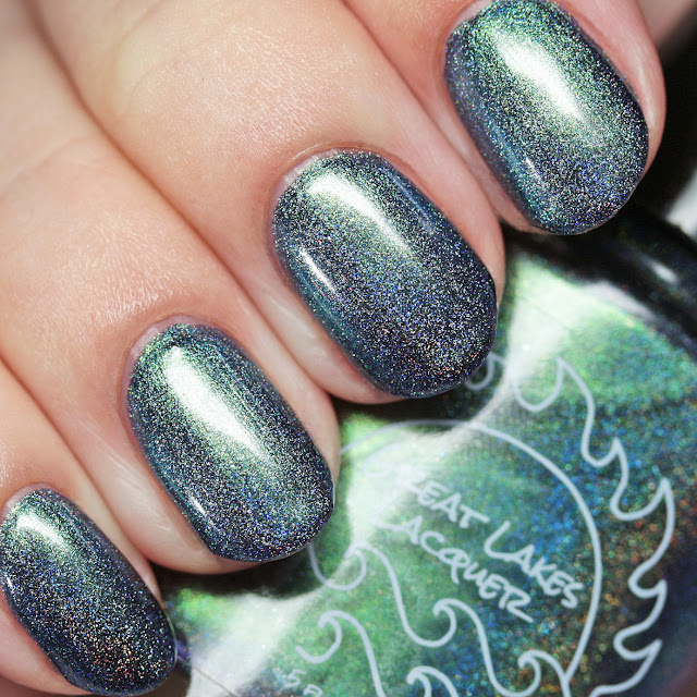 Great Lakes Lacquer Holo-Maniacs Custom #31