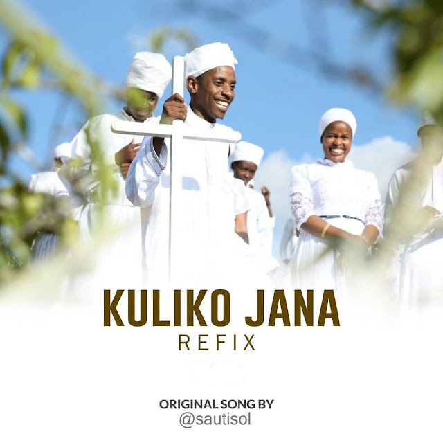 Download Mp3  Eric Omondi Kuliko - Jana REFIX Audio Music New Song Original Song by Sautsol