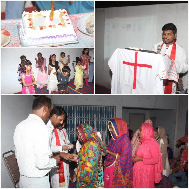 Sutlej Reformed Church of Pakistan celebrates 7th Anniversary