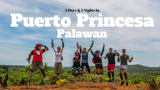 5 days 5 nights in Puerto Princesa Palawan - Travel Guide Budget and Itinerary