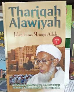 Buku Thariqah Alawiyah Jalan Lurus Menuju Allah Toko Buku Aswaja Surabaya