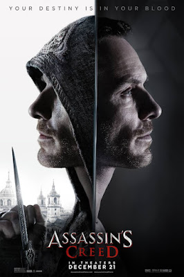 بوستر Assassin's Creed
