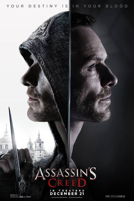 بوستر Assassin's Creed