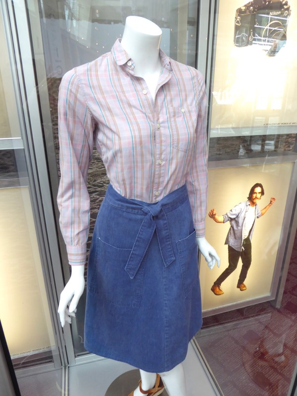 Julie movie costume 20th Century Women