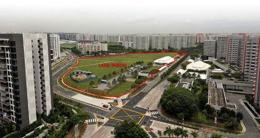Sengkang Central government land (GLS) site draws seven bids