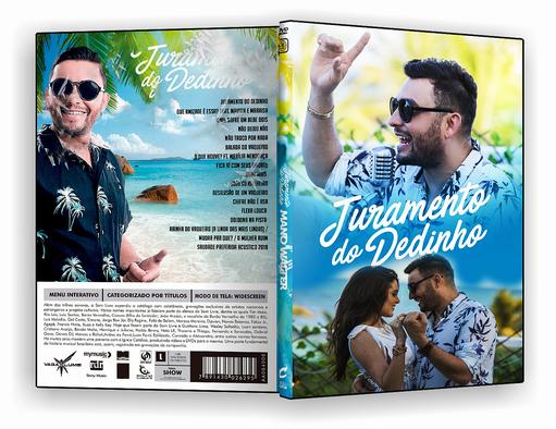 DVD – MANO WALTER JURAMENTO DO DEDINHO – ISO