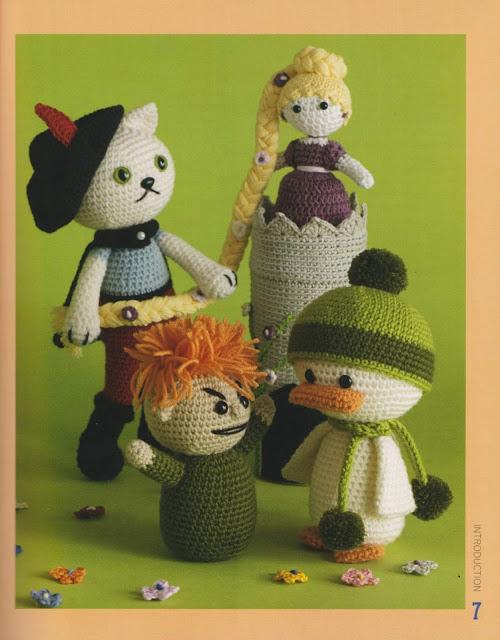 Amigurumi Toy Story 48 Modelos para Fazer em Casa | Cases de ... | 640x500