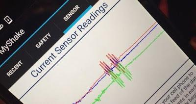 Inilah 4 Aplikasi yang Bisa Beri Informasi Saat Terjadi Gempa