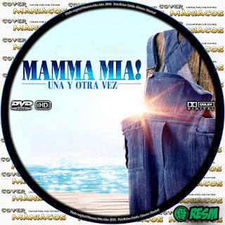 GALLETA MAMMA MIA- 2018 - [COVER DVD]