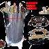 Indah Mesin Distributor Setrika Uap Boiler Murah Berkualitas