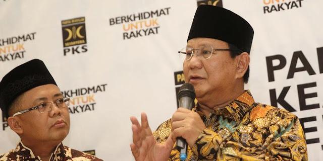 Gerindra Beri Deadline PKS Malam Ini?
