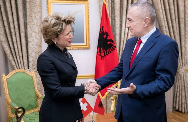 Switzerland supporting continuously the economic and social development in Albania