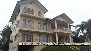 villa besar di lembang untuk reuni