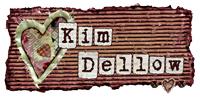 Kim Dellow blog post label