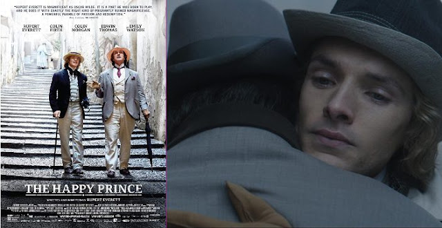 The happy prince, película
