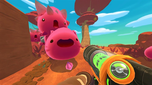 Slime Rancher Download Photo