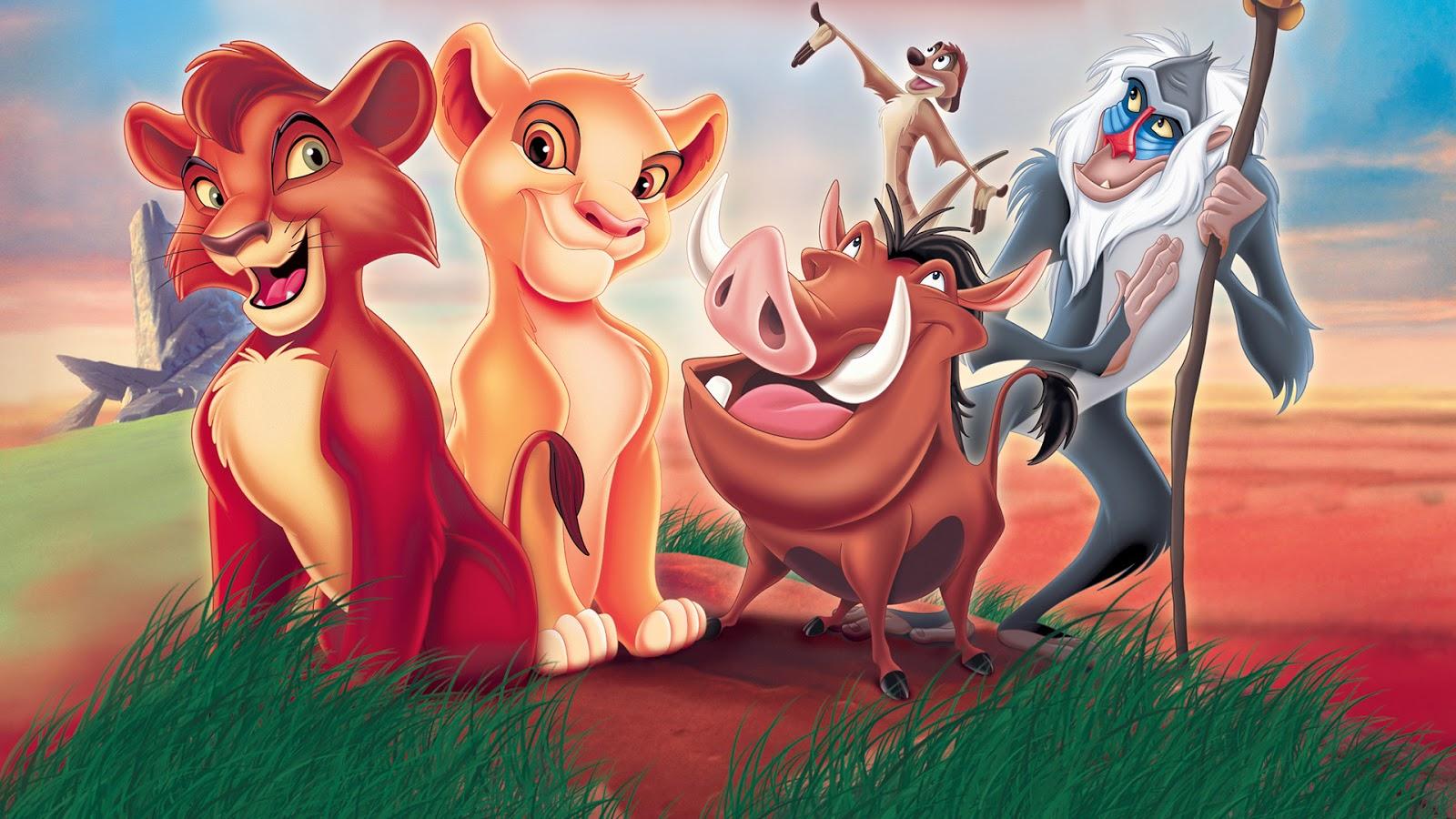 El Rey León 2: El Reino de Simba
