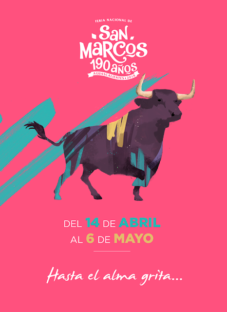 corridas de toros feria san marcos 2018