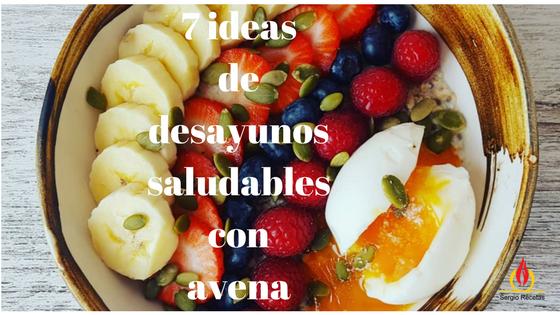 De y recetas desayunos rapidos nutritivos