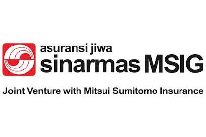 Lowongan Kerja PT. Asuransi Sinar Mas MSIG Pekanbaru September 2018