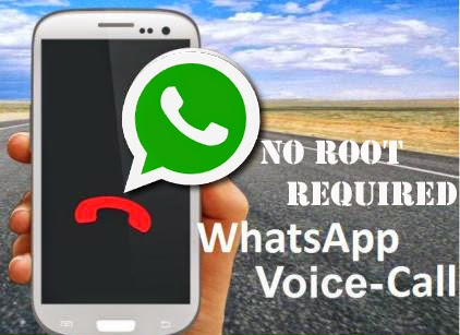 Get WhatsApp calling feature without root and download apk
