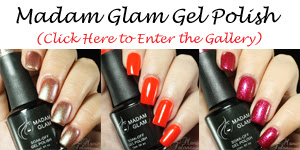 Madam Glam Gel Polish Swatch Gallery
