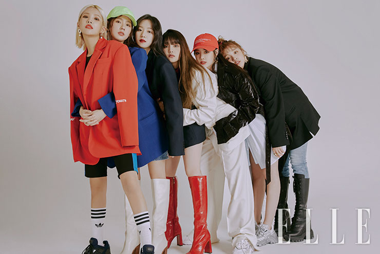 (G)I-DLE Korean Girl Group