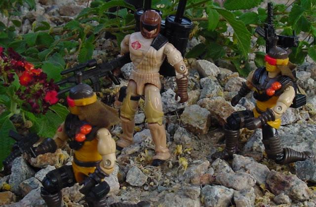 1991 Desert Scorpion, 2005 Flak Viper