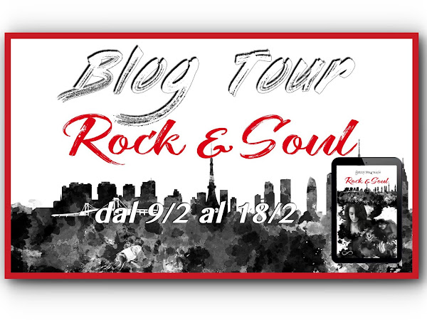 *Blogtour* ROCK & SOUL di Betty Nakaichi- Intervista all'autrice