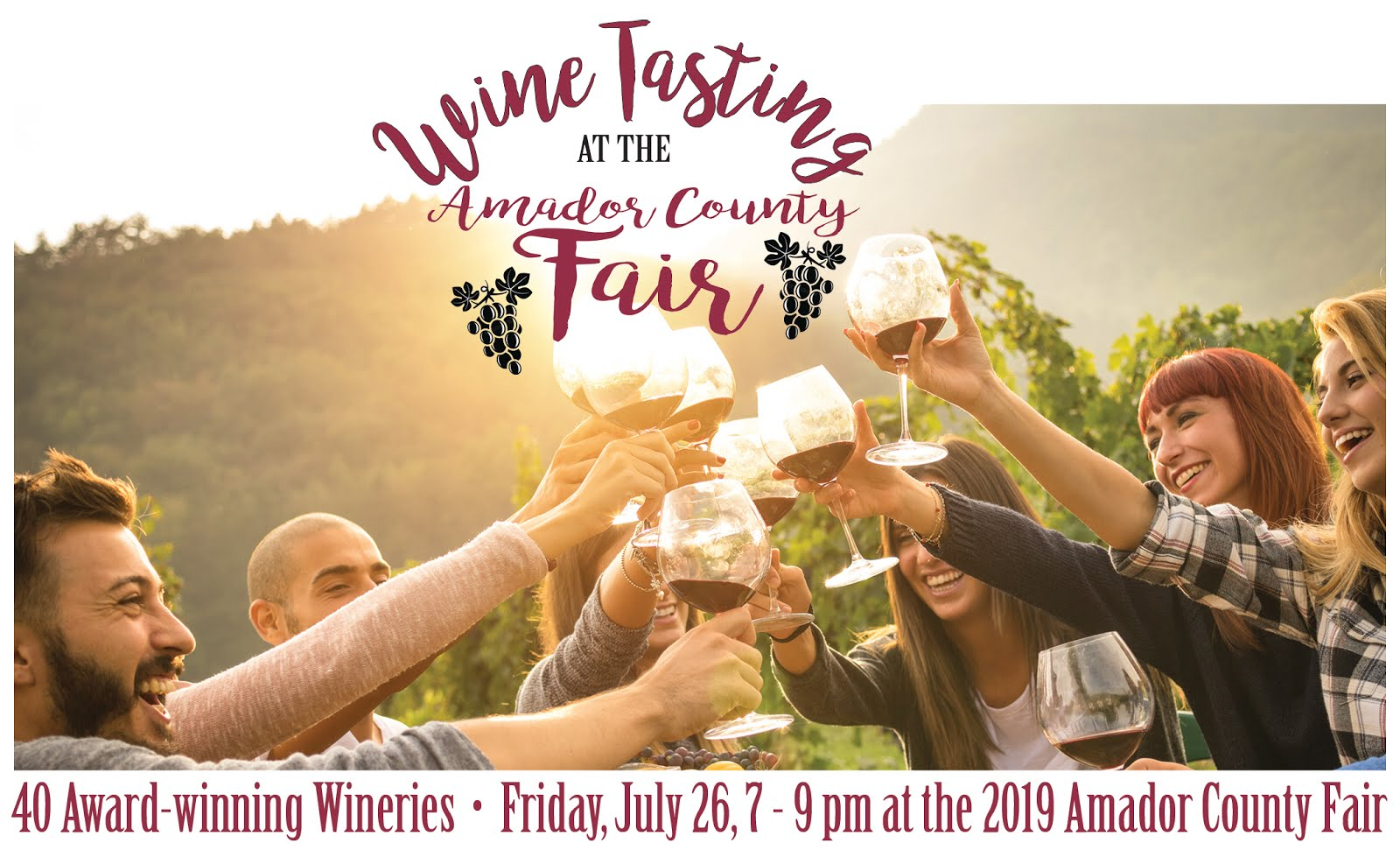 Wine Tasting at the Fair - Fri July 26