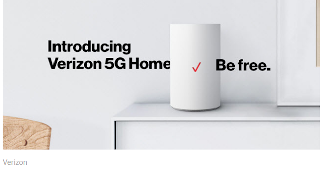 Verizon's 5G Home internet аnd TV service launches October 1st