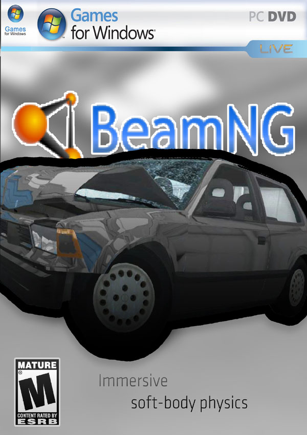 BeamNG Driver Download Cover Free Game