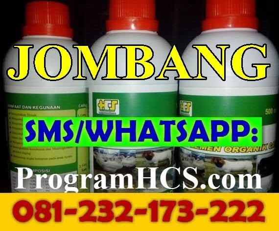 Jual SOC HCS Jombang