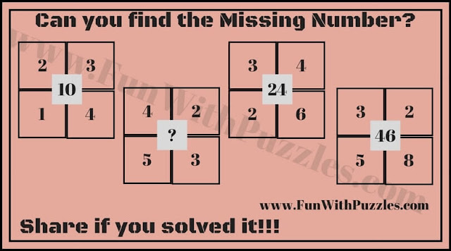 Number Maths Puzzle for Kids