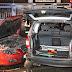 Heinsberg Oberbruch: PKW Fahrer rammt parkenden PKW