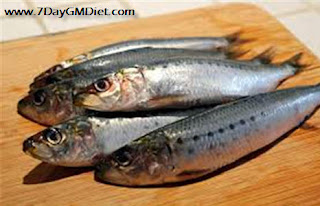 Eating Sardines for Weight Loss