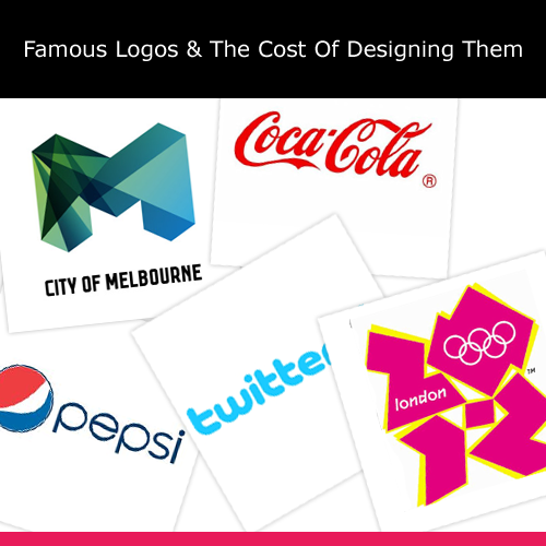 Top 10 of the worlds most famous logos and what you can