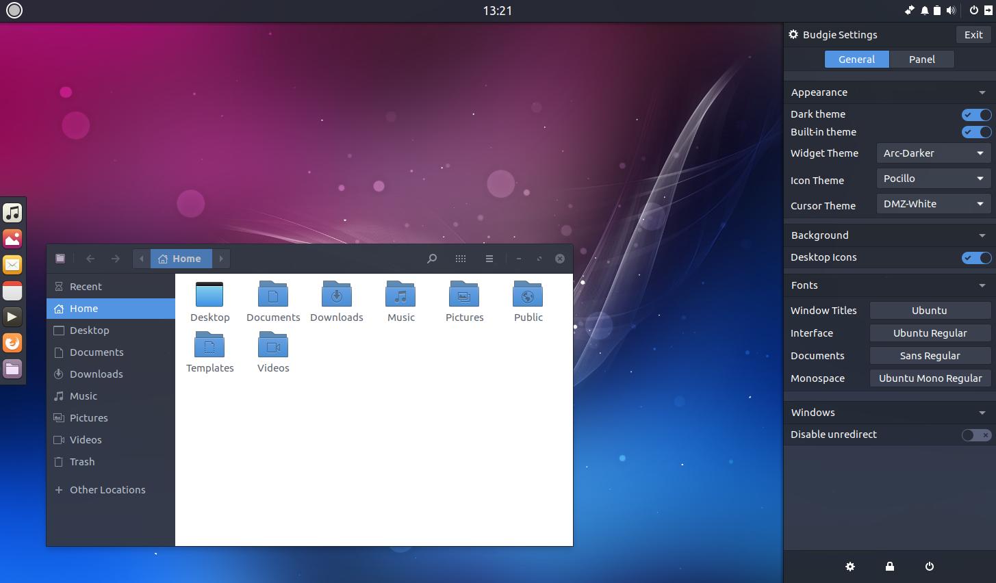 Ubuntu Budgie Becomes An Official Ubuntu Flavor ~ Web Upd8: Ubuntu
