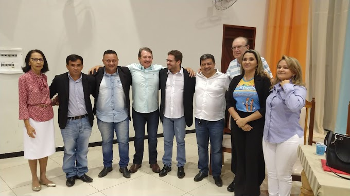 Chapadinha: SEMED realiza II Encontro Pedagógico para Rede Municipal de Ensino.