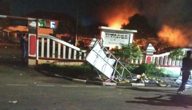 Kodam Jaya: Jangan Langsung Simpulkan Penyerang Polsek Ciracas Anggota TNI