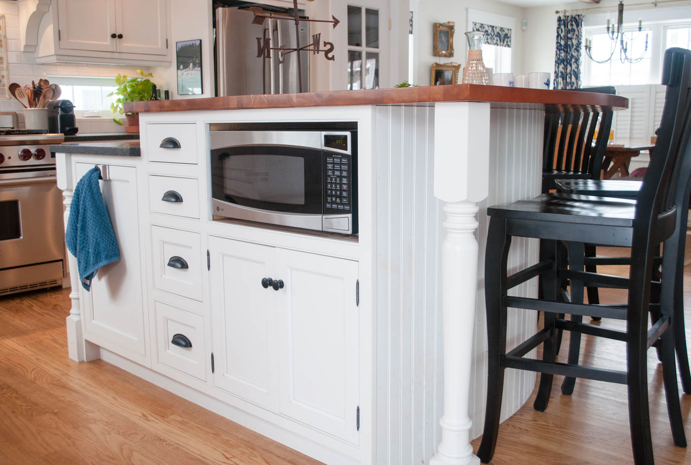 SoPo Cottage: Ugly Duckling - Kitchen Planning