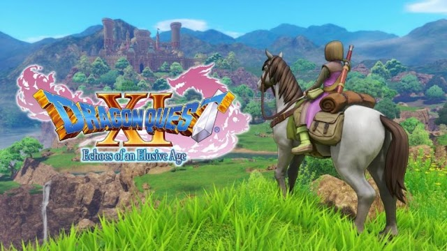 Square Enix released the first Dragon Quest XI S trailer