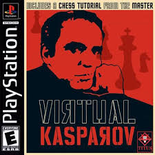 Virtual Kasparov - PS1 - ISOs Download