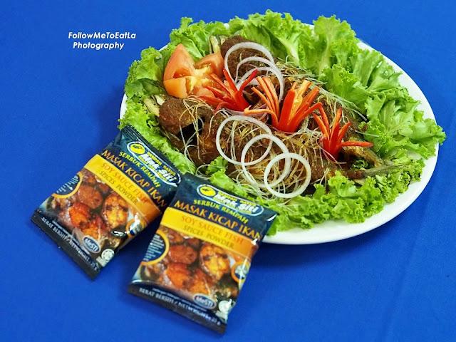 Mak Siti Masak Kicap Ikan