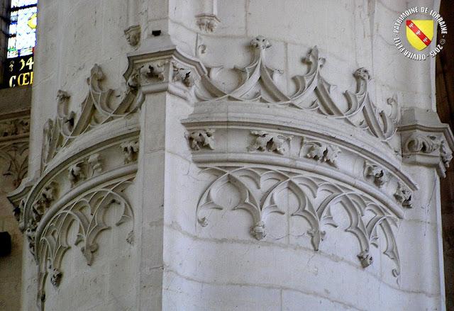 SAINT-NICOLAS-DE-PORT (54) : Basilique Saint-Nicolas (Intérieur)