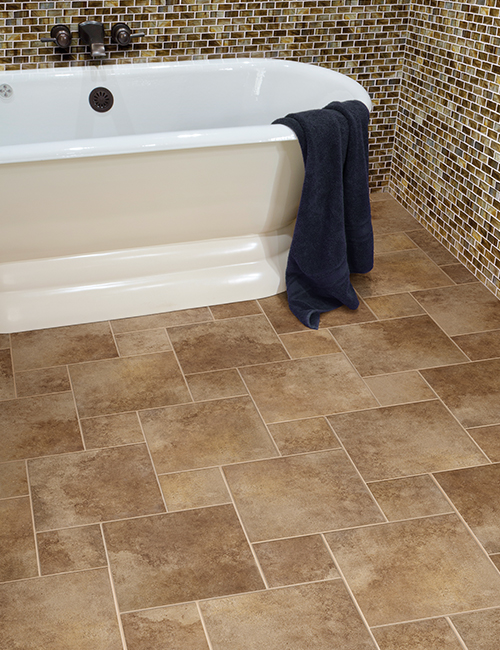 Smart Choices For Your Bathroom Floor Indianapolis