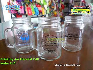 Jual Gelas Jar, Drinking Jar Harga Murah