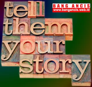 Lanjutkanlah Ceritamu, Tantri!!