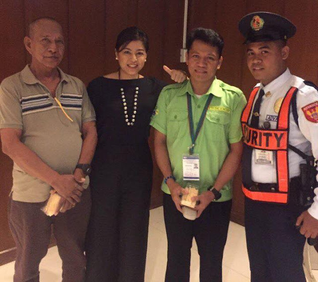 DOTr Rewards Three Modern-Day Heroes Who Found More than 500,000 Pesos in Cash at NAIA! One Of Them Got An Extra Reward He Did Not Expect!